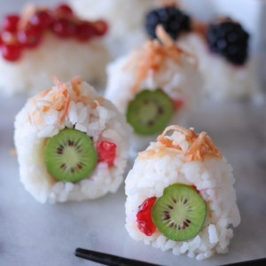Berry Sushi