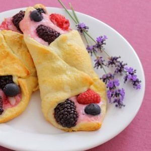 Berry Pastries
